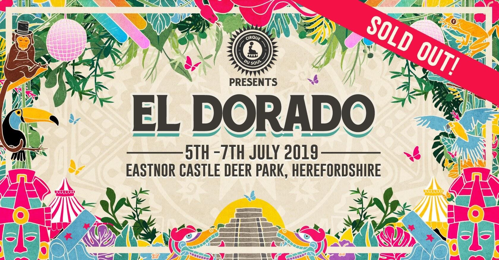 El Dorado festival review banner