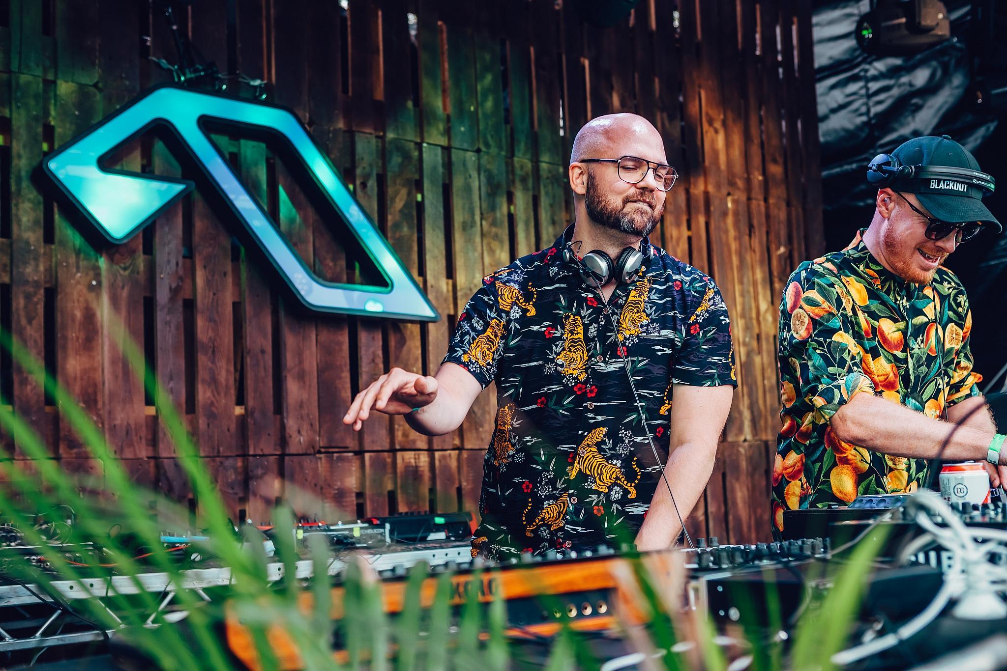 anjundeep uk festival DJ