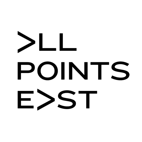 All Points East Lost Property logo