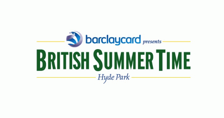 British Summer Time Hyde Park Lost Property