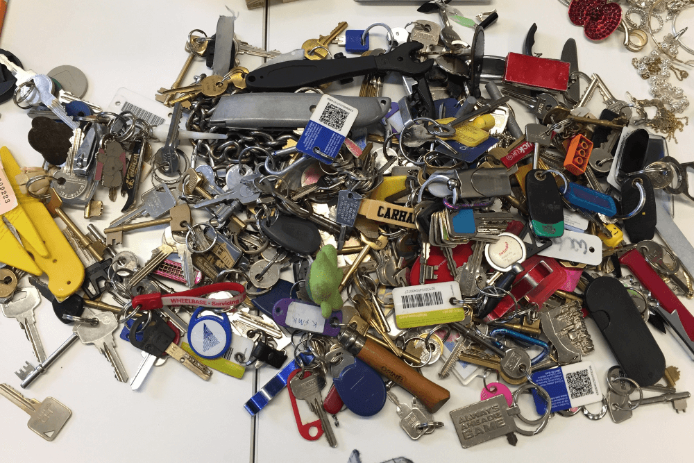 Keys Lost property
