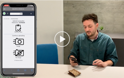 Product Peek: How to register an item with NotLost
