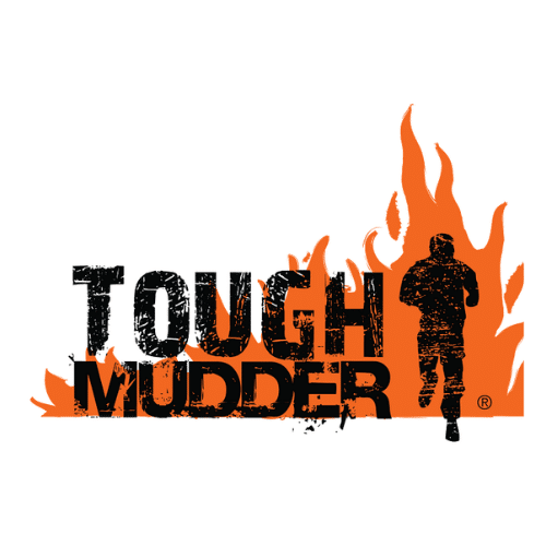 Tough Mudder lost property logo